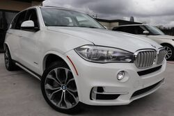 BMW X5 xDrive50i REAR ENTERTAINMENT SPORT PACKAGE 2015