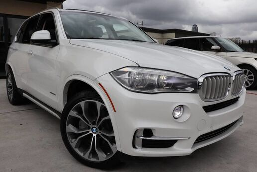 2015 BMW X5 xDrive50i REAR ENTERTAINMENT SPORT PACKAGE Houston TX