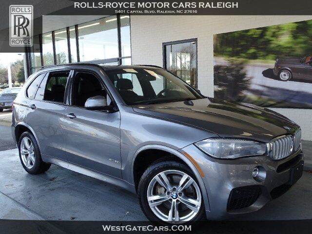 2015 BMW X5 xDrive50i Raleigh NC
