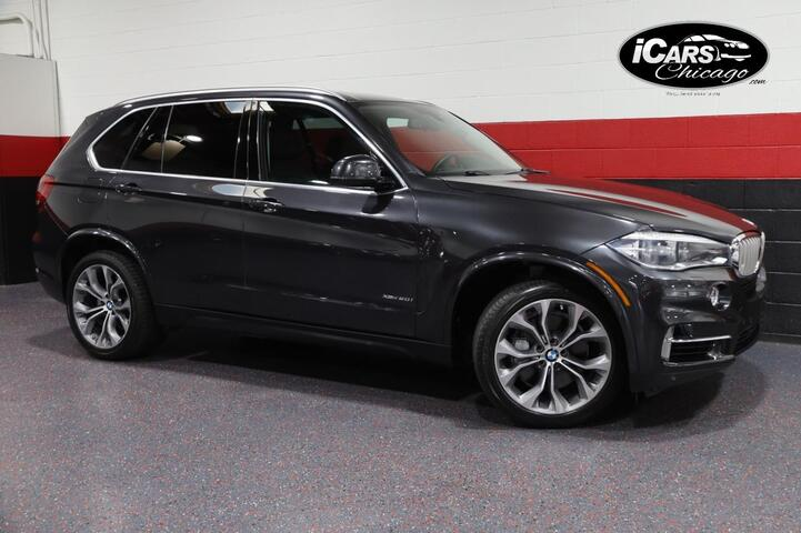 2015 BMW X5 xDrive50i Sport Executive Package 4dr Suv Chicago IL