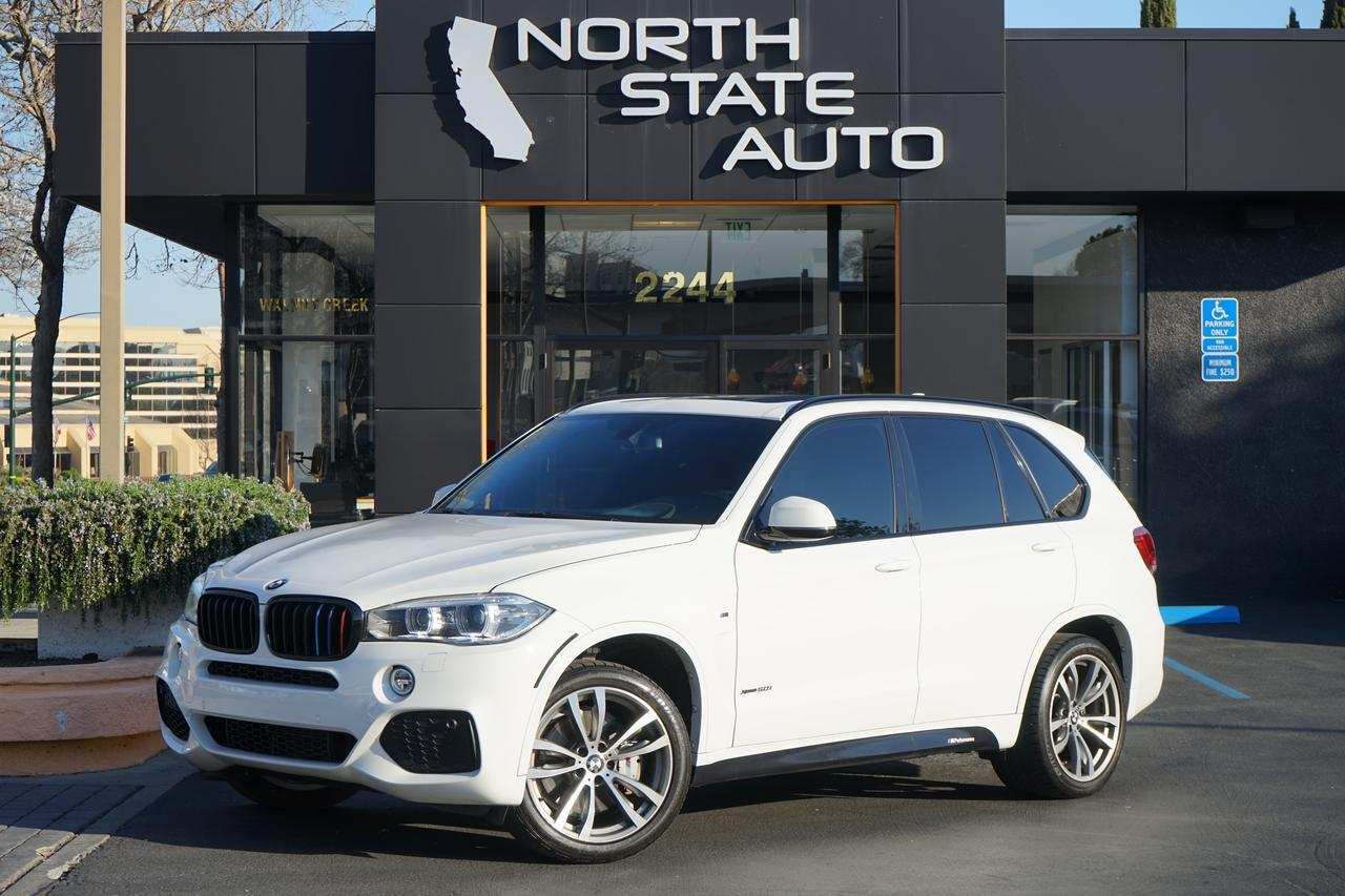 2015 BMW X5 xDrive50i Walnut Creek CA
