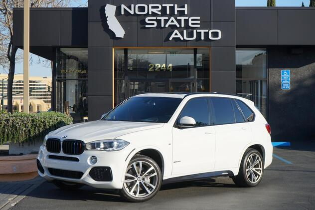 2015_BMW_X5_xDrive50i_ Walnut Creek CA