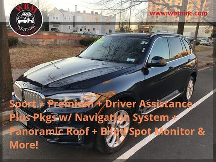 2015_BMW_X5_xDrive50i w/ Sport Package_ Arlington VA