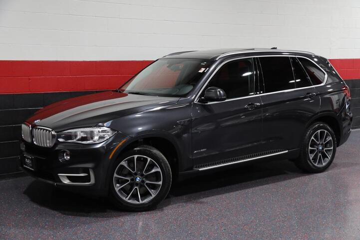 2015 BMW X5 xDrive50i xLine Executive Package 4dr Suv Chicago IL