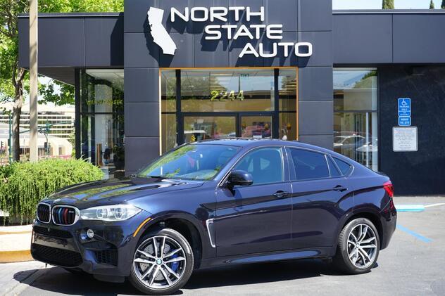 2015_BMW_X6 M__ Walnut Creek CA