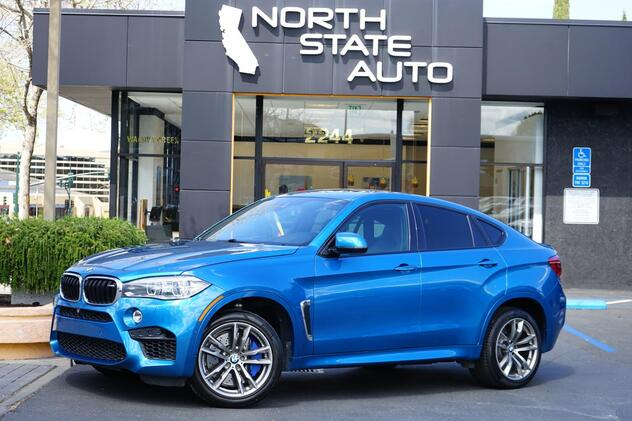 2015_BMW_X6 M__ Walnut Creek CA