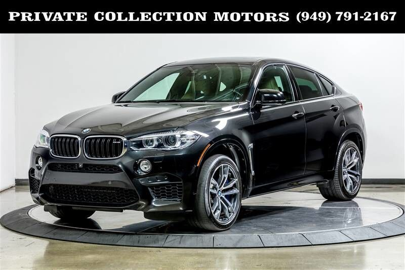 2015_BMW_X6 M_1 Owner Clean Carfax_ Costa Mesa CA