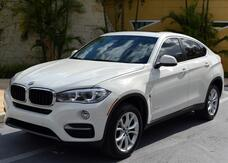 2015_BMW_X6_sDrive35i_ Miami FL