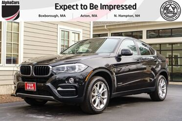 2015_BMW_X6_xDrive35i_ Boxborough MA
