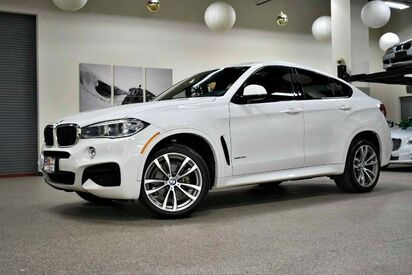 2015_BMW_X6_xDrive35i M Sport_ Boston MA