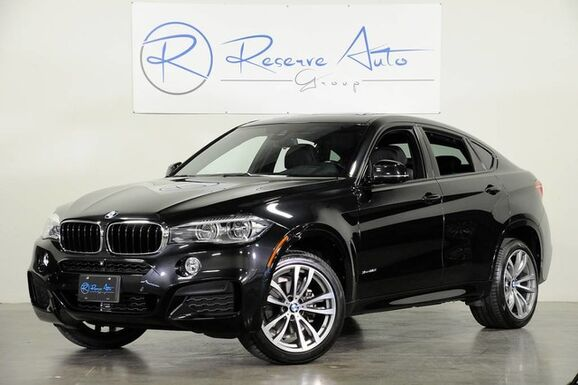 2015_BMW_X6_xDrive35i M-Sport Premium Pkg Driver Asst Plus Pkg_ The Colony TX