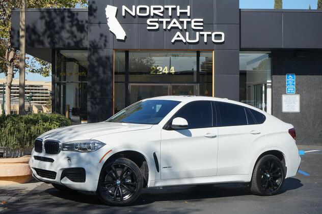 2015_BMW_X6_xDrive35i_ Walnut Creek CA