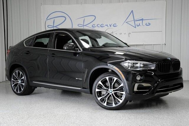 2015 BMW X6 XDrive50i X Line Executive Pkg Heads Up The Colony TX