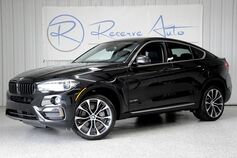 2015 BMW X6 xDrive50i X-Line Executive Pkg Heads-Up
