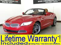 BMW Z4 SDRIVE 35I 3.0L V6 ROADSTER CONVERTIBLE TECHNOLOGY PKG NAVIGATION LEATHER 2015