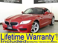 BMW Z4 SDRIVE28i Convertible M SPORT Pkg Navigation Power Heated Leather Seats Blu 2015