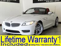 BMW Z4 sDrive35is CONVERTIBLE M SPORT PKG TECHNOLOGY PKG NAVIGATION LEATHER HEATED SEATS REAR CAMERA 2015