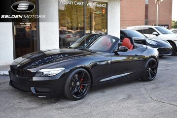 2015_BMW_Z4_sDrive35is M Sport Convertible_ Conshohocken PA