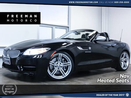 2015_BMW_Z4_sDrive35is Nav Heated Seats M Suspension_ Portland OR
