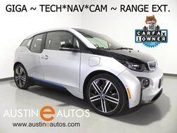 2015_BMW_i3 Giga World w/Range Extender_*NAVIGATION, BACKUP-CAM, ACTIVE DRIVE, COMFORT ACCESS, HARMAN/KARDON, 20 INCH WHEELS, BLUETOOTH_ Round Rock TX