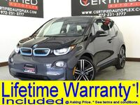 BMW i3 MEGA WITH RANGE EXTENDER NAVIGATION LEATHER/CLOTH HEATED SEATS 2015