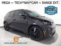 2015_BMW_i3 Mega World w/Range Extender_*NAVIGATION, BACKUP-CAMERA, ACTIVE DRIVE, HEATED SEATS, BLUETOOTH PHONE & AUDIO_ Round Rock TX