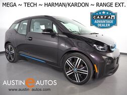 2015_BMW_i3 Mega World w/Range Extender_*NAVIGATION, DRIVING ASSISTANT, ADAPTIVE CRUISE, PARK DISTANCE CONTROL, HEATED SEATS, HARMAN/KARDON, 20 INCH WHEELS, BLUETOOTH_ Round Rock TX