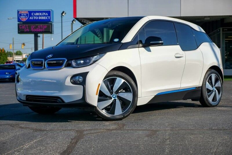 2015 BMW i3 Range Extender Giga World Hybrid w/ Navigation