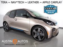 BMW i3 Tera 60Ah *NAVIGATION, DRIVING ASSISTANT, ADAPTIVE CRUISE, COLLISION ALERT, LEATHER, HEATED SEATS, COMFORT ACCESS, 20 INCH WHEELS, BLUETOOTH, APPLE CARPLAY 2015