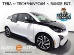 2015 BMW i3 Tera World w/Range Extender *NAVIGATION, ACTIVE DRIVE, BACKUP-CAMERA, LEATHER, COMFORT ACCESS, HEATED SEATS, 20 INCH WHEELS, BLUETOOTH