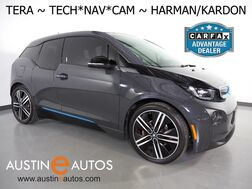 2015_BMW_i3 Tera World w/Range Extender_*NAVIGATION, DRIVING ASSISTANT, ADAPTIVE CRUISE, COLLISION ALERT, BACKUP-CAMERA, LEATHER, HEATED SEATS, HARMAN/KARDON, 20 INCH WHEELS, BLUETOOTH_ Round Rock TX