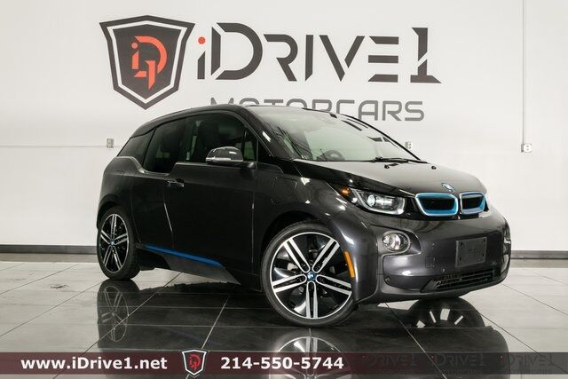 2015 BMW i3 with Range Extender Carrollton TX