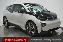 BMW i3 with Range Extender NAV,HTD STS,KEY-GO,20IN WHLS 2015