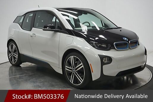2015_BMW_i3_with Range Extender NAV,HTD STS,KEY-GO,20IN WHLS_ Plano TX