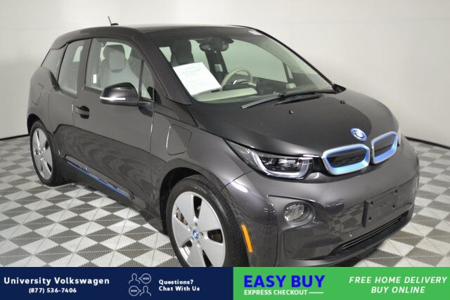 2015 BMW i3 with Range Extender Seattle WA