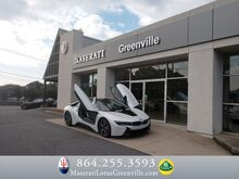2015_BMW_i8__ Greenville SC