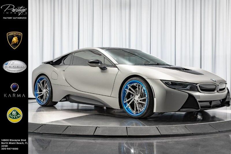 2015_BMW_i8__ North Miami Beach FL