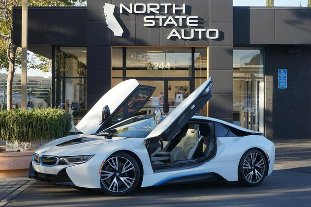 2015_BMW_i8__ Walnut Creek CA