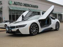 BMW i8 ***$143k MSRP***  ELECTRIC, AUTOMATIC, TERA WORLD PACKAGE, HEADS UP DISPLAY, BUTTERFLY DOORS 2015