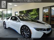 2015_BMW_i8_2DR CPE_ Raleigh NC