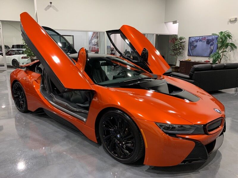 2015_BMW_i8_Giga World_ Charlotte NC