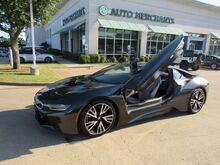 2015_BMW_i8_MSRP $148,295, Pure Impulse World Package, Blue Seat Belts, Heads-up Display, NAV,HARMAN/KARDONsound_ Plano TX