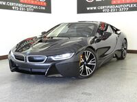 BMW i8 PURE IMPULSE WORLD FRONTAL COLLISION WARNING PEDESTRIAN WARNING 2015