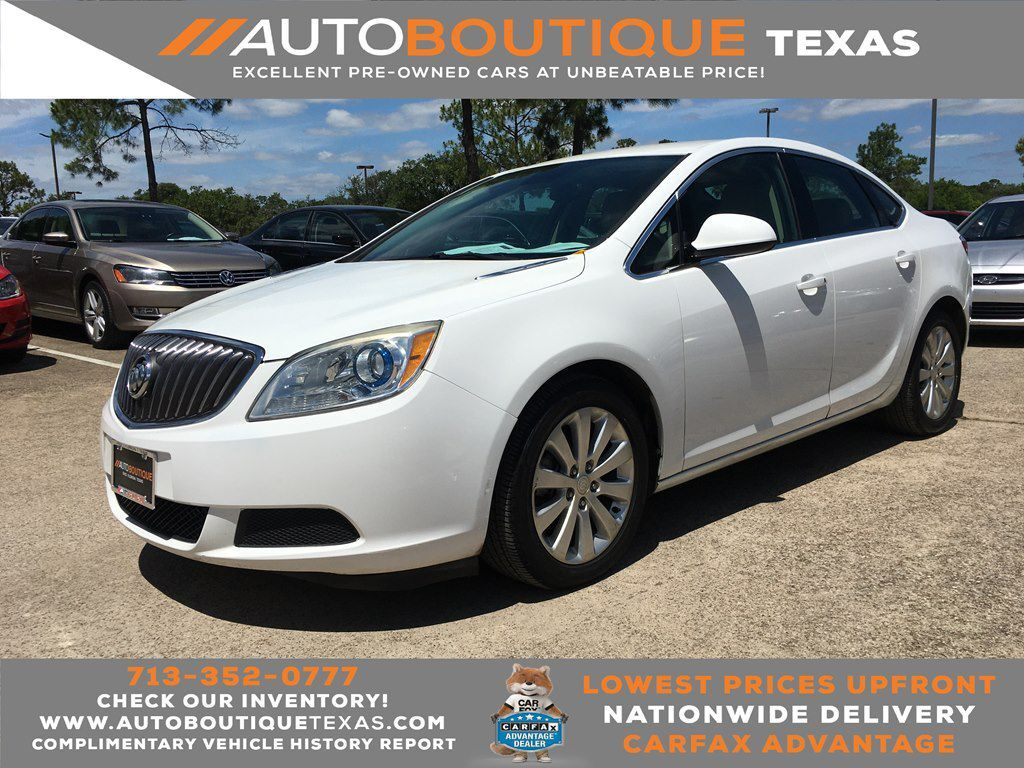 2015 BUICK VERANO Houston TX