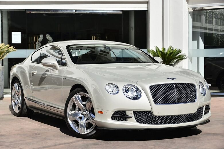 2015 Bentley Continental GT  Beverly Hills CA