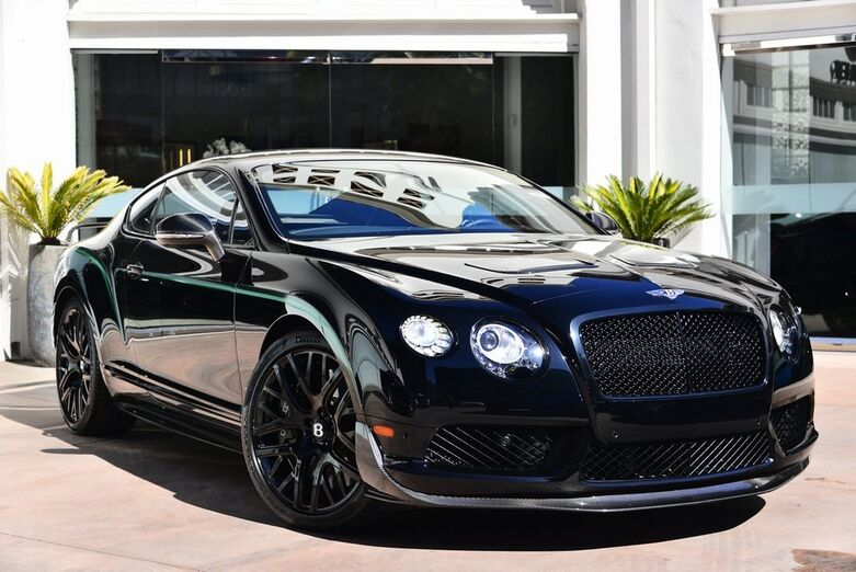 2015 Bentley Continental GT GT3-R GT3-R Beverly Hills CA
