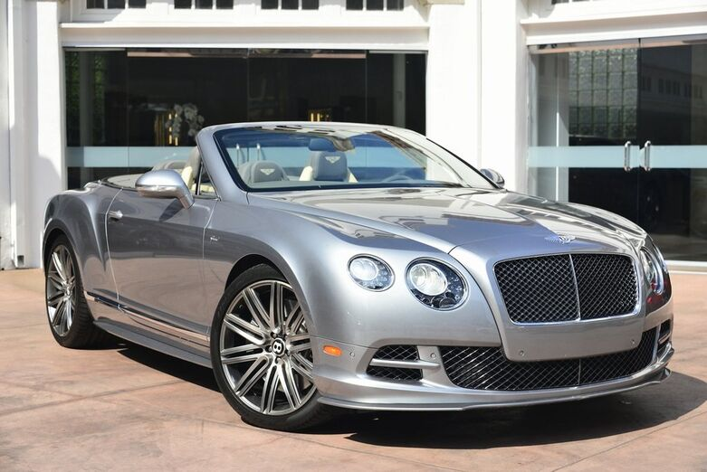 2015 Bentley Continental GT Speed  Beverly Hills CA