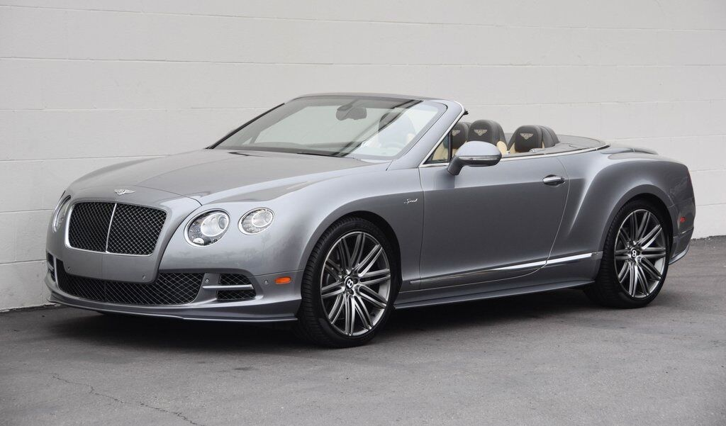 2015 Bentley Continental GT Speed  San Diego CA