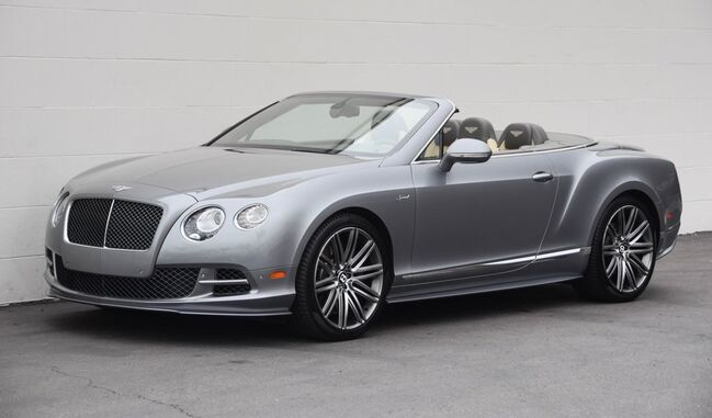 2015_Bentley_Continental GT Speed_Speed_ La Jolla CA