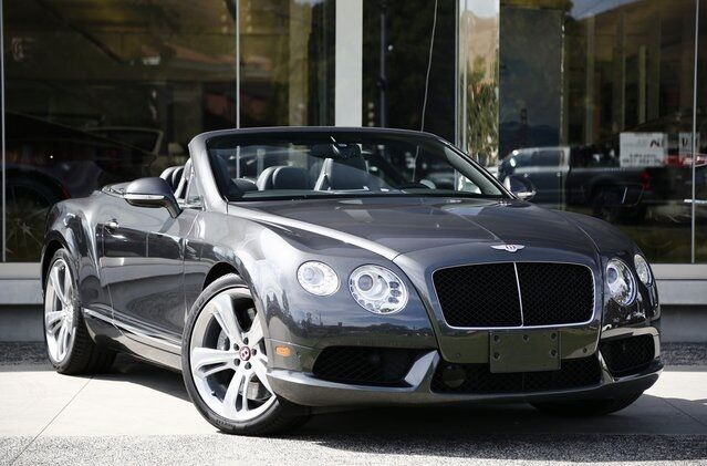 2015 Bentley Continental GT V8  Westlake Village CA